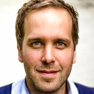 Tech-ondernemer Jonathan Berte: 'Onze kinderen zullen sowieso cyborgs zijn'
